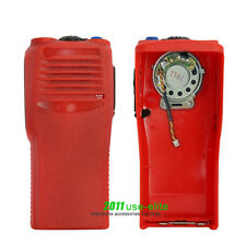 Red Replacement Housing Case For MOTOROLA CP200 Radio with OEM Speaker