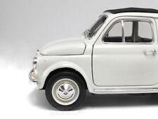 Bburago Fiat Diecast Vehicles