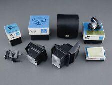 Praktica VLC KIT loupe magnifier finder waist divisions sreen Exakta RTL #1 ☆☆☆☆