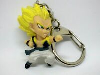 Figurine DBZ bandai dragon ball Z PORTE CLES Gotenks 4,5 cm Banpresto 2004