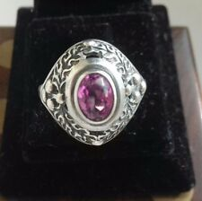 Silber Silver Ring Of The Russia Ussr 875 Star Silver 2.60g.17.5mm Russia Rings
