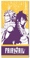 Fairy Tail Natsu & Zeref Towel NEW! FREE SHIPPING!!!