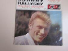 JOHNNY HALLYDAY 45 TOURS  POP 4