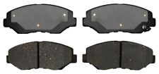ACDelco 14D914CHF1 Front Ceramic Brake Pads