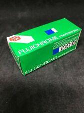 1x Fujichrome 100D Professional 120 Film expired film