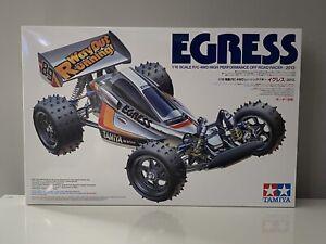 Tamiya EGRESS 2013 1/10 Scale RC Buggy 4WD 58583