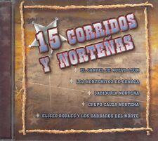 El Cartel De Nuevo Leon,Eliseo Robles,Eliseo Robles y los barbaros del Norte CD
