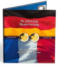 Münzalbum PRESSO 2 Euro 50. Jahrestag Elysee Vertrag 2013 (344138)