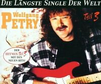 Wolfgang Petry Die längste Single der Welt 3 (2001) [Maxi-CD]
