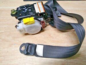 2005-2006 acura tl driver seat belt seatbelt  NH167L GRAPHITE BLACK oem d48