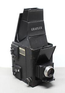 """R.B. Graflex Series B 2 1/4"""" X 3 1/4"""" Camera w/ 127mm f/4.5 Kodak Ektar Lens"""