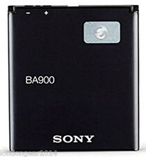 Genuine Sony Battery BA-900 For Xperia J, ST26i, L C2105, M C1905 - 1700 mAh