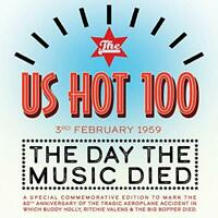 The US Hot 100 3rd Feb. 1959 - 'The Day The Music Died' [CD]