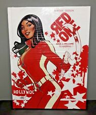 RED ONE WELCOME TO AMERICA BOOK 1 BY XAVIER DORISON HARDCOVER IMAGE COMICS