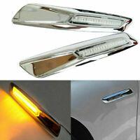 LED gelb Blinker Lampen Seite Körper Begrenzungsleuchte für E60 E61 E81 E82 E90