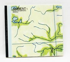 CD Brian Eno  Ambient 1 Music For Airports 2004 Virgin D160888 New Sealed Copy