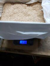 Beech Wood  Hammered/Saw Dust BBQ/Grilling/Wood Smoking! 4lbs+ plus per Box