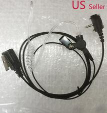 EAR PIECE MIC FOR SECURITY TWO WAY RADIO VERTEX VX-231-G7-5 VX-351 VX-417-4-5