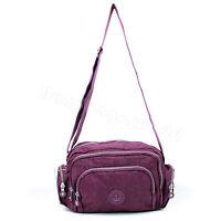 New Women Tote Messenger Cross Body Handbag Ladies Hobo Bag Shoulder Bag