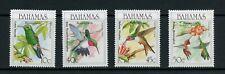 S110  Bahamas  1989  birds  hummingbirds   4v.    MNH
