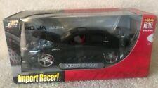 Jada Toys Lexus IS-300 Import Racer 1:24 DieCast Black NIB VHTF!