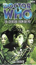 Deleted Title Sci-Fi & Fantasy Doctor Who (1963 TV series) VHS Films