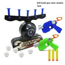 Hover Floating Target Air Shot Game Foam Dart Blaster Shooting Ball Toy Gift New