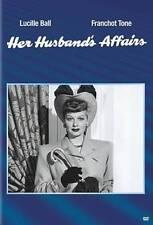 HER HUSBAND'S AFFAIRS NEW REGION 1 DVD