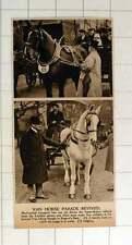 1920 Van Horse Parade In Regent's Park Fine Exhibits