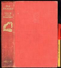 SEA STORIES 308pg  edited by royal navy Edited by John Hampden Submarines
