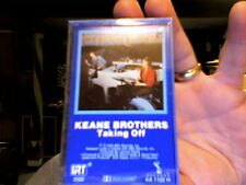 Keane Brothers- Taking Off- 1979- new/sealed cassette tape