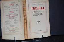 GHELDERODE (Michel de.) - Théâtre, II.