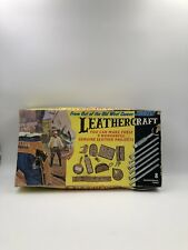 VINTAGE FROM OUT OF THE WEST COMES MODERN LEATHERCRAFT.
