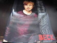 Beck 1999 Japan Tour Book Concert Program Mutations Tour Indie Lo-fi