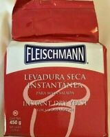 Fleischmann Instant Dry Yeast  1 lb, 450 g - FAST SHIPPING  THE BEST 2022 EXP