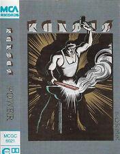 KANSAS POWER CASSETTE ALBUM PROG ROCK POP ROCK