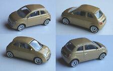 Majorette - Fiat 500 goldmet.