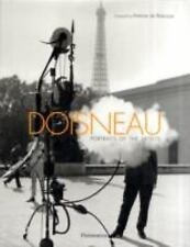 DOISNEAU , PORTRAITS OF THE ARTISTS - NEW HARDCOVER BOOK