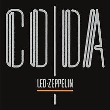 LED ZEPPELIN - CODA (REISSUE) (DELUXE EDITION) 3 CD NEU