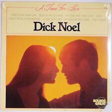 DICK NOEL: A Time For Love SEALED Jazz EASY LISTENING VINYL lp