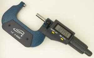 "iGaging 1-2"" digital micrometer / caliper absolute .00005"" data out  35-040-50"