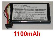 Batterie 1100mAh type 6027A0106201 R2 Pour TomTom Go 5000 EU Traffic