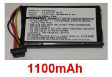 Batterie 1100mAh type 6027A0106201 R2 Pour TomTom Go 5000 EU Traffic