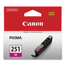 Canon 6515B001 (CLI-251) ChromaLife100+ Ink Magenta
