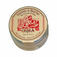 OSMA Alum Shaving Soap in Jar 100g, Imported From France Fast Shipping From U.S.