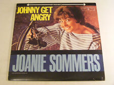 JOANIE SOMMERS Johnny Get Angry N/Mint Japan 1980s LP