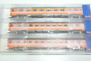 Roco HO ÖBB 3teiliges Set Transalpin Set 2 orange 64096 NEU OVP