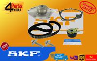 SKF Timing Cam BELT KIT water pump 1.5 DCI LOGAN ALMERA KUBISTAR MICRA CLIO JIMN