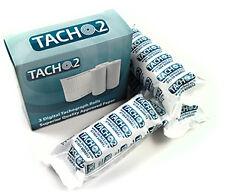 TACHO2 - 1 BOX Digital Tachograph Rolls - (3 rolls) - UK MANUFACTURER