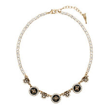 Chloe and Isabel Souviens Insignia Collar Necklace - N491GBK - New -